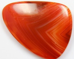 36.60  CTS AGATE POLISHED STONE GREAT RANGE IN STORE