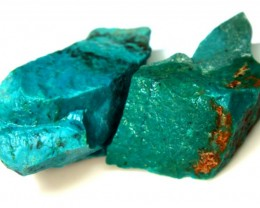 85 CTS CHRYSOCOLLA ROUGH   RG-297