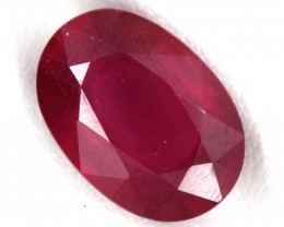 5.75 CTS  RUBY RASBERRY RED   SG-1623