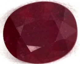 RUBY RASBERRY RED 3.75 CTS   SG-1657