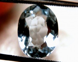 5.82 Carat Earth Mined Blue VVS Topaz - Beautiful