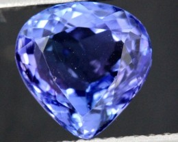 TANZANITE FACETED  3.95  CTS PG-293