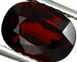GARNET FACETET  3 CTS SG-1668