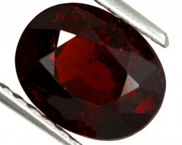 GARNET FACETET  4 CTS SG-1669
