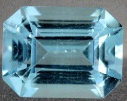 BLUE TOPAZ NATURAL FACETED  2.15 CTS SG-1683