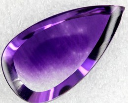 17.75 cts AMETHYST BI COLOUR FACETED  PG-306