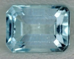 BLUE TOPAZ NATURAL FACETED  1.45 CTS SG-1744