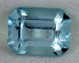 BLUE TOPAZ NATURAL FACETED  1.90 CTS SG-1747