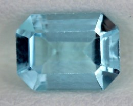 BLUE TOPAZ NATURAL FACETED  1.95 CTS SG-1748