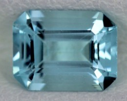 BLUE TOPAZ NATURAL FACETED  1.90 CTS SG-1749