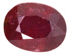 RUBY RASBERRY RED 3.15 CTS   SG-1917