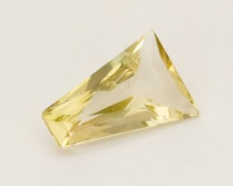 3.8ct Oregon Sunstone, Champagne Tapered Baguette (S261)
