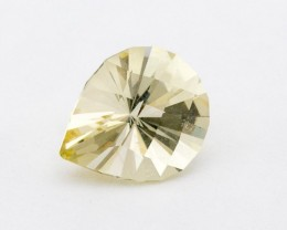 3.1ct Oregon Sunstone, Champagne Pear (S292)