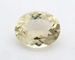 3.1ct Oregon Sunstone, Champagne Oval (S1215)