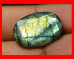 AAA Quality Labradorite Faceted Stone L12