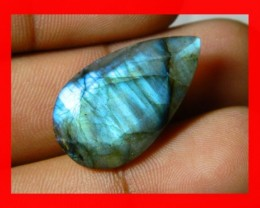 AAA Quality Labradorite Faceted Stone L15