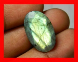 AAA Quality Labradorite Faceted Stone L30