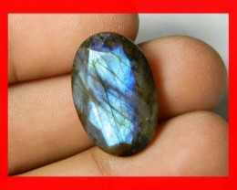 AAA Quality Labradorite Faceted Stone L42