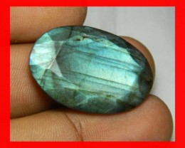 AAA Quality Labradorite Faceted Stone L46