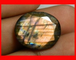 AAA Quality Labradorite Faceted Stone L53