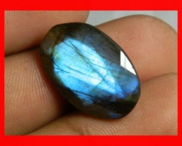 AAA Quality Labradorite Faceted Stone L56