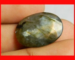 AAA Quality Labradorite Faceted Stone L57