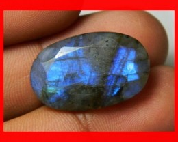 AAA Quality Labradorite Faceted Stone L83