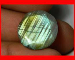 AAA Quality Labradorite Faceted Stone L88