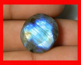 AAA Quality Labradorite Faceted Stone L90