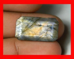 AAA Quality Labradorite Faceted Stone L91