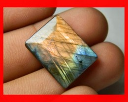 AAA Quality Labradorite Faceted Stone L97