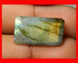 AAA Quality Labradorite Faceted Stone L110