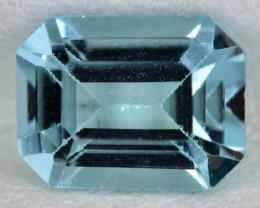 BLUE TOPAZ NATURAL FACETED  1.90 CTS SG-1756