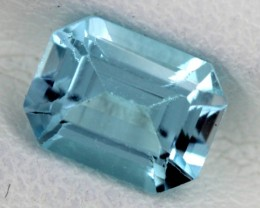 BLUE TOPAZ NATURAL FACETED  2.1 CTS SG-1760