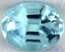 BLUE TOPAZ NATURAL FACETED  2.6 CTS SG-1797