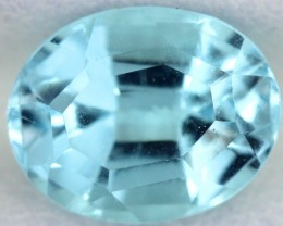 BLUE TOPAZ NATURAL FACETED  2.8 CTS SG-1796