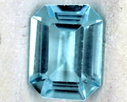 BLUE TOPAZ NATURAL FACETED 1.8  CTS SG-1818