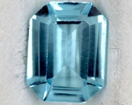 BLUE TOPAZ NATURAL FACETED  1.7 CTS SG-1816
