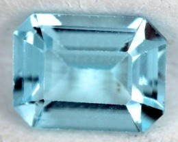 BLUE TOPAZ NATURAL FACETED  1.9 CTS SG-1815