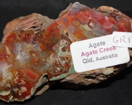 AGATE Polished, Agate Creek, Queensland ,Australia (GR138)