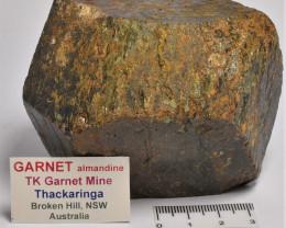 GARNET Specimen, Broken Hill Australia (GR153)
