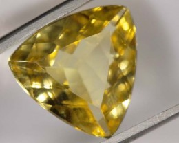 CERTIFIED YELLOW BERYL   11.37  CTS TBM-444