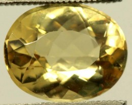 CERTIFIED YELLOW BERYL   2.94   CTS  TBM-445