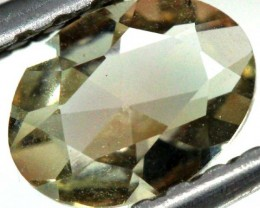 CERTIFIED ORGEGAN SUNSTONE MULTI COLOUR 0.59 CTS1209-LBY0041