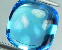 20.61 Cts South American Baby Blue Topaz Gemstone