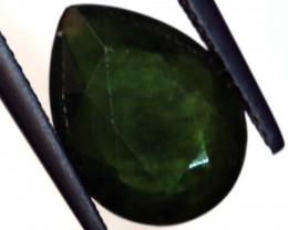 GREEN SAPPHIREUNTREATED 6.15   CTS PG-321