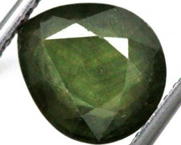 5.30 CTS SAPPHIRE GREEN COLOUR  UNTREATED  PG-322