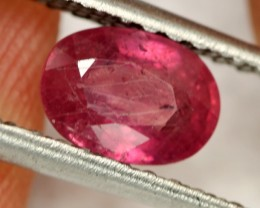 1.43 CTS BRIGHT AFRICAN RUBY - TOP GRADE STONE (RUB61)