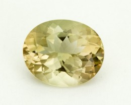 3.3ct Oregon Sunstone, Clear/Green (S2252)