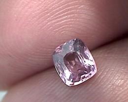 .65ct Sparkling Pink Spinel VVS TH64